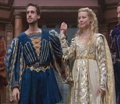 Shakespeare in Love  Elizabethian (early 1600's)  Stage costumes based on Renassiance  I love Shakespeare!!!!!!!!