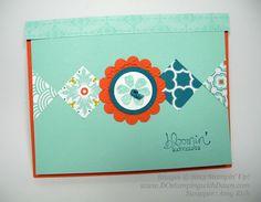 Sale-a-bration, Bloomin' Marvelous stamp set