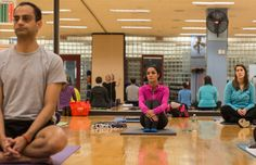 Mark Bertolini, the chief executive of Aetna, is betting that bringing yoga, meditation and higher wages to his employees will be good business.