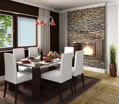 :D janelas, persiana, localização (canto, aconchegante), parede de pedras!