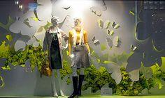 Spring Display Ideas   Window Display Image by storewindows via Flickr
