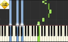 Mariah Carey - All I Want For Christmas Is You Piano Tutorial (Synthesia...