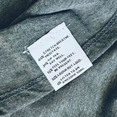 Self Care Tips and Products by Motivational Tattoos - Self care reminders sewn into every @wearyourlabel shirt.