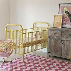 New Heavenly Vintage Nursery
