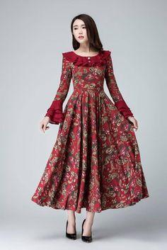 Dies ist ein Verkauf Artikel jetzt nur noch eins zu haben, bevor Sie bestellen, bitte überprüfen Sie die Größe. Oberweite: 80 cm das vollste Teil mit BH Taille: 66 cm die schmalste Stelle um die Taille Kleid Länge: 126 cm, es von der oberen Schulter bis zum Saum ist, Ärmellänge: 58,5 ist Girls Frock Design, Long Dress Design, Dress Neck Designs, Designs For Dresses, Indian Gowns Dresses, Prom Dresses, Stylish Dresses, Casual Dresses, Casual Clothes
