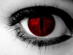 Scary Black and Red Wallpaper - Bing images Scary Eyes, Cool Eyes, Aesthetic Eyes, Purple Aesthetic, Pretty Eyes, Beautiful Eyes, Red Eyes Contacts, Vampire Eyes, Demon Eyes