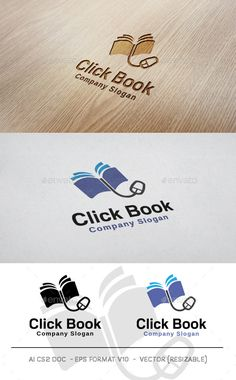 Click Book Logo