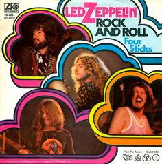 Led Zeppelin - Rock And Roll (1972)