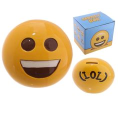 Collectible Big Smile Emotive Money Box – The Gifts 4 Giving