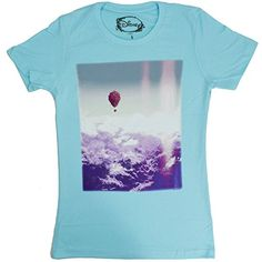 Disney Up Balloons In The Sky Cancun Blue TShirt Juniors Small * Amazon most trusted e-retailer #DisneyIncredibles Disney Incredibles, Disney Up, Up Balloons, Cancun, Branded T Shirts, Fashion Brands, Tie Dye, Sky, T Shirts For Women