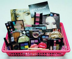 This Is A 200 Gift Basket That You Can Enter When Attending The Makeup Shows They Are At Lots Of Good Stuff