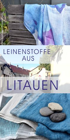 Blog, Europe, Printed Linen, Lithuania, Fabrics, Blogging
