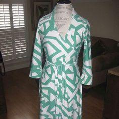 Diane von Furstenberg Classic Silk Wrap Dress Description to come Diane von Furstenberg Dresses Midi