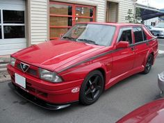 Alfa Romeo 75EVO