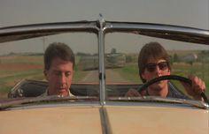RAiN MAN (Barry Levinson 1988) Tom Cruise & Dustin Hoffman. ......'Course, I Don't Have My Underwear'