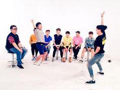 [Press Photo] BTS @ Week idol (Preview)