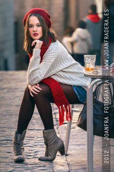 Leticia (Urban Fashion) by Joan Fradera on 500px