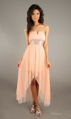 Shop prom dresses and long gowns for prom at Simply Dresses. Floor-length evening dresses, prom gowns, short prom dresses, and long formal dresses for prom. Prom Dresses Long Pink, Long Prom Gowns, Pretty Dresses, Homecoming Dresses, Beautiful Dresses, Evening Dresses, Formal Dresses, Dress Prom, Strapless Dress