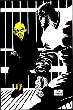 Sin City. That yellow bastard.