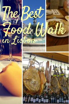 Read about the best food walking tour in Lisbon - and the easiest recipe for Portuguese custard tarts.