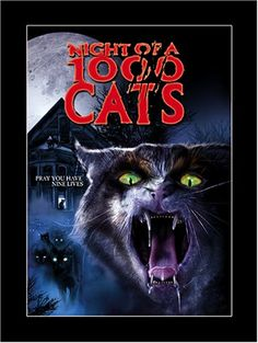 THE NIGHT OF A 1000 CATS 1972