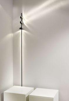 vertical track lighting pinterest