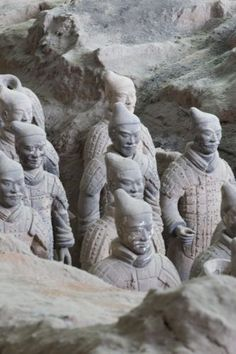 On my bucket list: see the Terracotta warriors in Xi'an, China