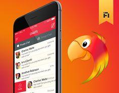 Parrot Chat App