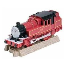 Thomas and Friends Motorized Trackmaster Railway System (Toy)   http://postteenageliving.com/amazon.php?p=B0012HG70M    This one