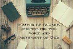 What is prayer of examen?