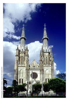 Place of Worship Cathedral— ENJOY JAKARTA