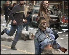 these are zombies. gross right? when a zombie outbreak begins, these guys will be everywhere!