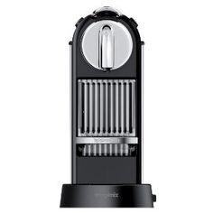 MAGIMIX - 11296 _ Nespresso System CitiZ - Coloris Noir Laqué - Une machine design ultra-compacte - Fonctionne avec des capsules de café prédosées Nespresso - 1260 W - 19 bars - Arrêt automatique du café - Dosage du volume du café programmable - Réservoir d'une capacité d'un litre, avec niveau d'eau visible - Tiroir récolte-gouttes amovible et relevable - Mode économie - Touches rétro-éclairées - Fourni avec un coffret de dégustation de 16 capsules - Garantie 3 ans pièces et 2 ans main…
