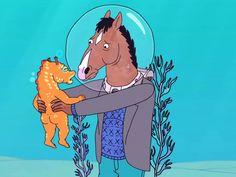 How a near-silent underwater episode conveys the brilliance of BoJack Horseman - Little White Lies