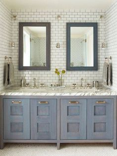 how to get a pin-worthy bathroom on domino.com