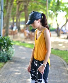 Shade Yourself From The Sun: Chic Hats For Every Girl. The baseball cap