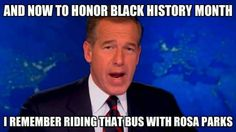 Funniest Memes of NBC's Brian Williams for lying about Iraq War heroics Brian Williams Memes, Funny Quotes, Funny Memes, Funniest Memes, Funny Shit, Funny Stuff, Wayne's World, Iraq War, People Laughing