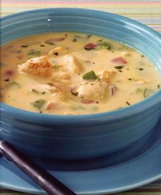Santa Fe Chicken Fajita Soup  Delicious!!!!