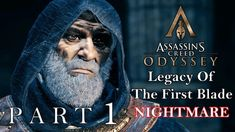 Assassin's Creed Odyssey Legacy Of The First Blade Walkthrough Part 1 – Stealthy Old Man Thief Simulator, Assassins Creed Odyssey, Assassin's Creed, The One, Blade, Fictional Characters, Fantasy Characters, Llamas