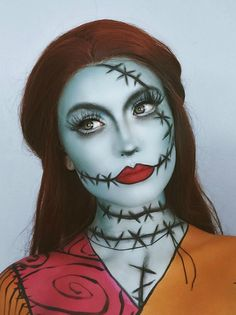 thousand likes, 235 comments - M · A · C Kosmetik (MAC Cosmetics) keine . - thousand likes, 235 comments – M · A · C Kosmetik (MAC Cosmetics) keine Insta … – To a - Cute Halloween Makeup, Pretty Halloween, Halloween Inspo, Couple Halloween, Halloween Cosplay, Scary Halloween, Sally Halloween Costume, Halloween Costumes For Redheads, Halloween Makeuo