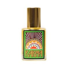 Karma Perfume - Our signature scent, combining intoxicating layers of orange, spices and patchouli. Recalling London in the 1960s, clouds of patchouli mingle with uplifting sweet orange and cleansing pine. A unique and truly Lush perfume for free spirits. Layer with Karma soap and bubble bar, Karma Komba and Karma Kream for a truly immersive dose of good karma. Notes: orange, patchouli, pine, lavandin, lemongrass, elemi, cassie