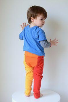 Titchy Threads - Fancy Pants Leggings Pattern