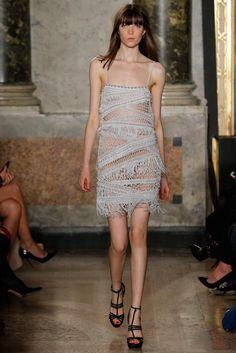 Emilio Pucci F/W 15 Show (Emilio Pucci) Grace Hartzel - Model
