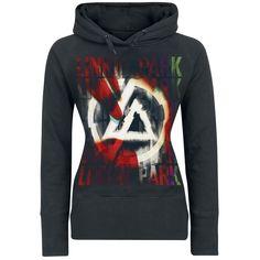 Rise From The Ashes (Girl-Kapuzenpulli) von Linkin Park