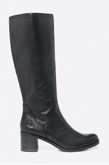 Marco Tozzi - Cizme - Marco Tozzi - www. Riding Boots, Heeled Boots, Heels, Casual, Fashion, High Heeled Boots, Moda, Heel Boots, High Heel Boots