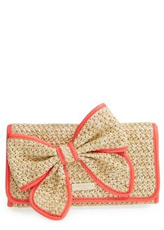 Cute clutches! #katespade
