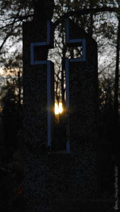 Impresja... (01) Cmentarz Stary.