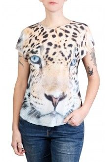 Comprar camiseta-estampa-jaguar-usenatureza