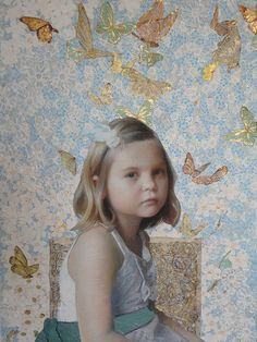 Harper by Ann Marshall Art, via Flickr
