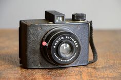 Vintage pioneer camera
